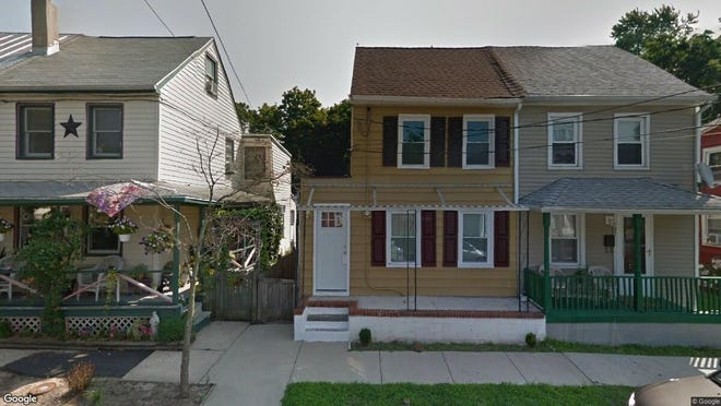 This Google Street View image shows the approximate location of 139 Risdon St. in Mount Holly. The property at this address changed hands in December 2019, when new owner bought the property for $119,900.
