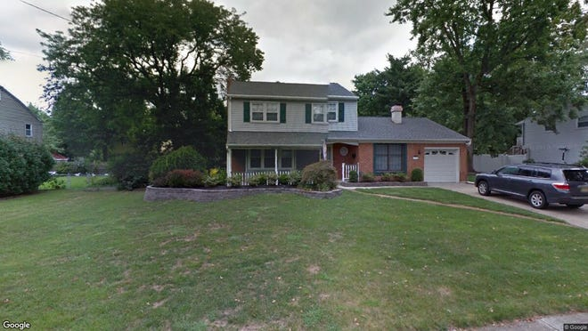 This Google Street View image shows the approximate location of 1312 Garfield Ave. in Cinnaminson. The property at this address changed hands in December 2019, when new owners bought the property for $313,000.