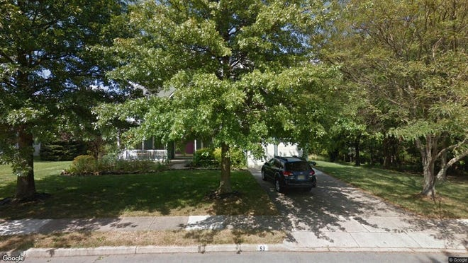 This Google Street View image shows the approximate location of 53 Kensington Drive in Eastampton. The property at this address changed hands in December 2019, when new owners bought the property for $344,900.