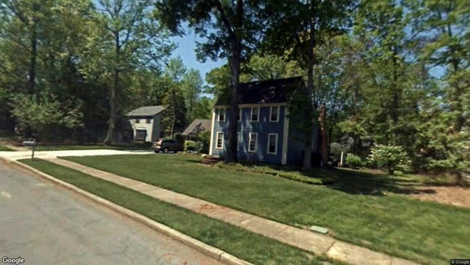 This Google Street View image shows the approximate location of 9 Whitby Road in Cherry Hill. The property at this address changed hands in October 2019, when new owners bought the property for $340,000.