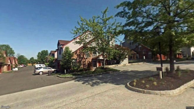 This Google Street View image shows the approximate location of 1324 Chanticleer in Cherry Hill. The property at this address changed hands in October 2019, when new owner bought the property for $228,000.