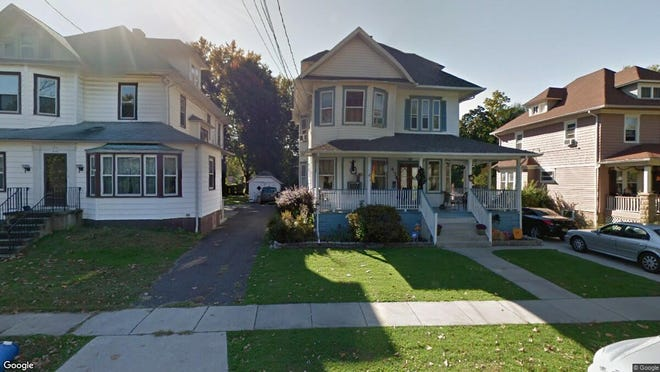 This Google Street View image shows the approximate location of 424 Richey Ave. in Collingswood. The property at this address changed hands in November 2019, when new owners bought the property for $254,900.