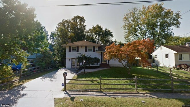 This Google Street View image shows the approximate location of 424 Cressmont Ave. in Gloucester Township. The property at this address changed hands in November 2019, when new owner bought the property for $183,000.
