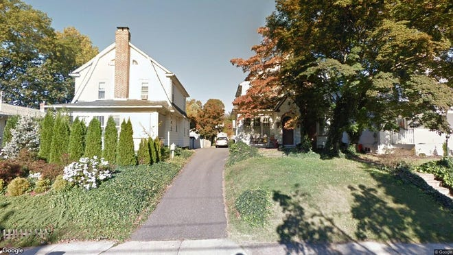 This Google Street View image shows the approximate location of 117 Woodland Terrace in Oaklyn. The property at this address changed hands in October 2019, when new owner bought the property for $160,750.