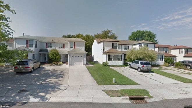 This Google Street View image shows the approximate location of 412 Aldeberan Drive in Washington. The property at this address changed hands in November 2019, when new owners bought the property for $115,000.