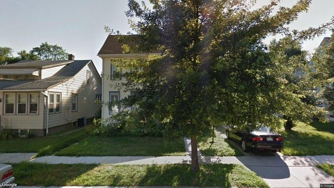This Google Street View image shows the approximate location of 317 W. Olive St. in Westville. The property at this address changed hands in December 2019, when new owner bought the property for $135,000.