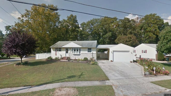 This Google Street View image shows the approximate location of 109 N. Cummings Ave. in Glassboro. The property at this address changed hands in December 2019, when new owner bought the property for $190,000.