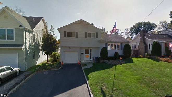 This Google Street View image shows the approximate location of 113 1/2 Hiawatha Blvd. in Parsippany-Troy Hills. The property at this address changed hands in October 2019, when new owners bought the property for $357,500.