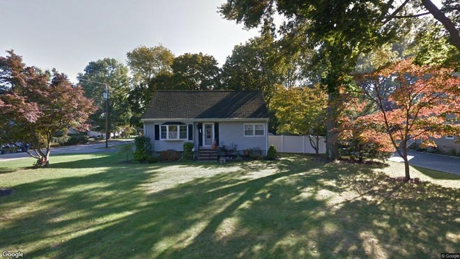 This Google Street View image shows the approximate location of 44 Fourth St. in Pequannock. The property at this address changed hands in August 2019, when new owner bought the property for $465,000.