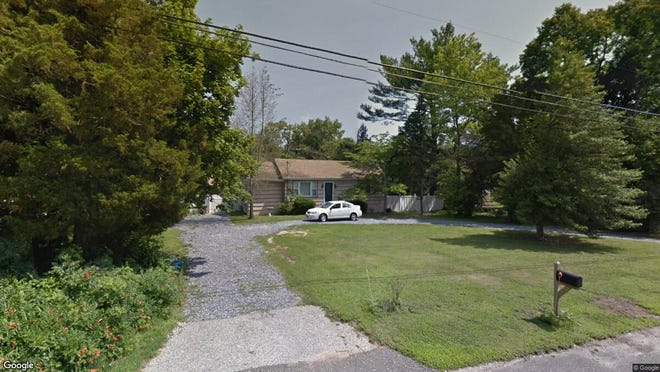 This Google Street View image shows the approximate location of 886 W. Garden Road in Vineland. The property at this address changed hands in December 2019, when new owners bought the property for $68,000.