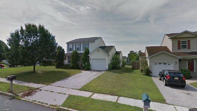This Google Street View image shows the approximate location of 425 Reviam Court in Vineland. The property at this address changed hands in December 2019, when new owner bought the property for $190,000.