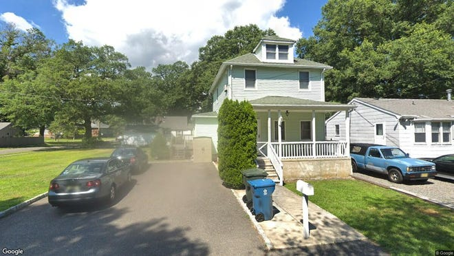This Google Street View image shows the approximate location of 63 Pinewood Ave. in Hazlet. The property at this address changed hands in December 2019, when new owner bought the property for $245,000.