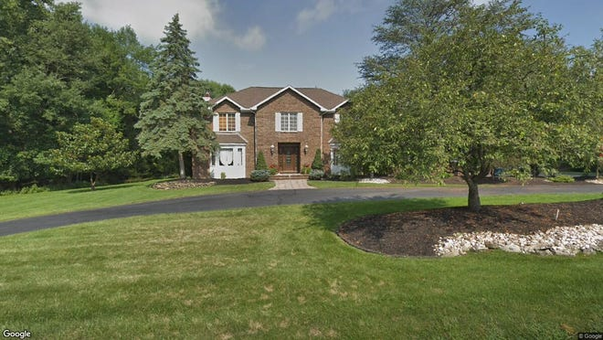 This Google Street View image shows the approximate location of 4 Mohingson Court in Holmdel. The property at this address changed hands in January 2020, when new owners bought the property for $885,000.