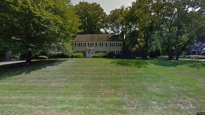 This Google Street View image shows the approximate location of 13 Fox Hunt Road in Holmdel. The property at this address changed hands in December 2019, when new owners bought the property for $845,000.