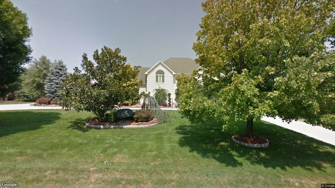 This Google Street View image shows the approximate location of 9 Tricorne Crt in Holmdel. The property at this address changed hands in December 2019, when new owners bought the property for $955,000.