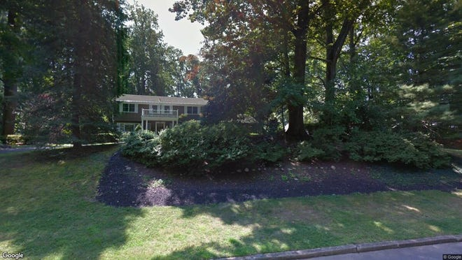This Google Street View image shows the approximate location of 17 Indian Creek Road in Holmdel. The property at this address changed hands in December 2019, when new owners bought the property for $795,000.