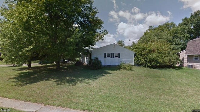 This Google Street View image shows the approximate location of 113 Newbury Road in Howell. The property at this address changed hands in January 2020, when new owner bought the property for $330,000.