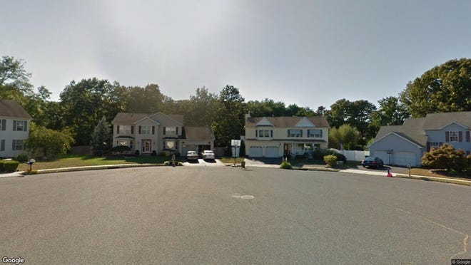 This Google Street View image shows the approximate location of 26 Higgins Court in Howell. The property at this address changed hands in January 2020, when new owners bought the property for $495,000.