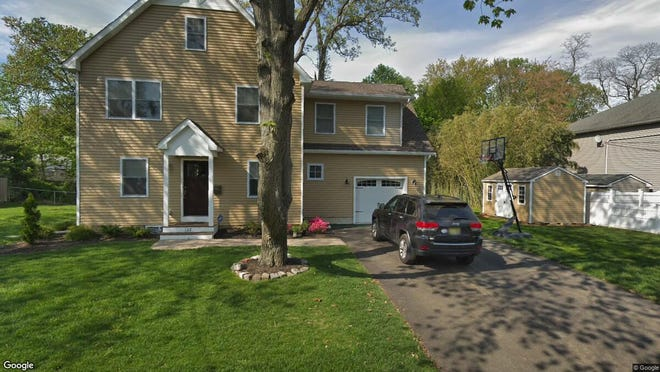 This Google Street View image shows the approximate location of 127 Washington Ave. in Matawan. The property at this address changed hands in November 2019, when new owners bought the property for $560,000.