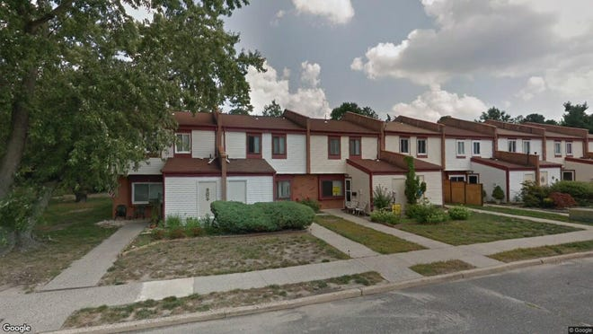 This Google Street View image shows the approximate location of 5 Coventry Court in Brick. The property at this address changed hands in October 2019, when new owner bought the property for $148,000.
