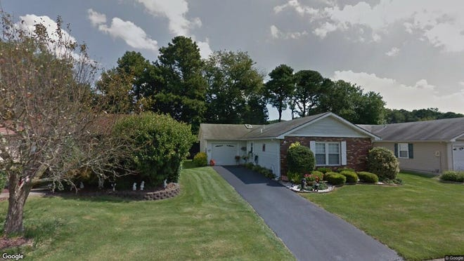 This Google Street View image shows the approximate location of 4 Brenner Court in Brick. The property at this address changed hands in January 2020, when new owner bought the property for $160,000.