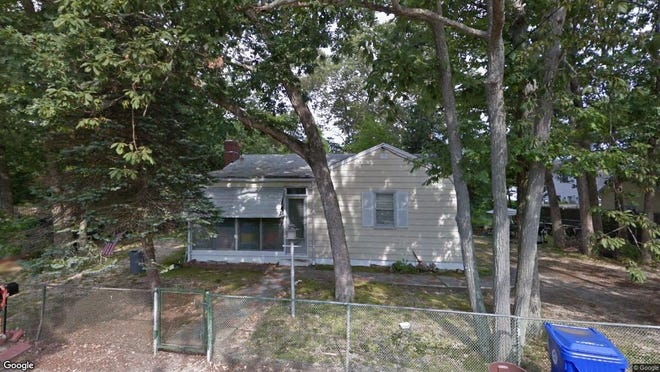 This Google Street View image shows the approximate location of 1 Cedar Knoll Drive in Brick. The property at this address changed hands in December 2019, when new owners bought the property for $239,758.