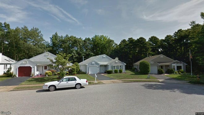 This Google Street View image shows the approximate location of 34 Deer Run Lane in Brick. The property at this address changed hands in December 2019, when new owner bought the property for $300,000.