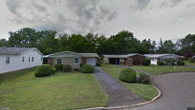 This Google Street View image shows the approximate location of 3 Addison Court in Brick. The property at this address changed hands in December 2019, when new owner bought the property for $185,000.