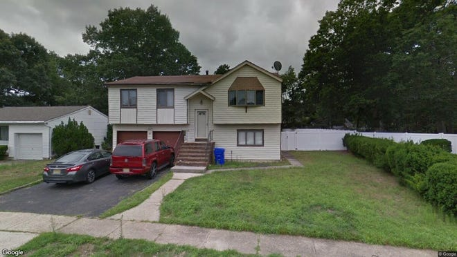 This Google Street View image shows the approximate location of 567 Susan Drive in Brick. The property at this address changed hands in November 2019, when new owners bought the property for $310,000.
