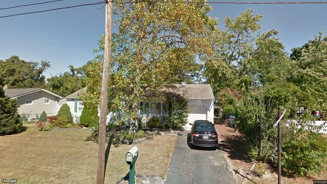 This Google Street View image shows the approximate location of 541 Oregon Ave. in Brick. The property at this address changed hands in November 2019, when new owners bought the property for $207,000.