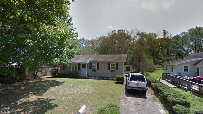 This Google Street View image shows the approximate location of 25 Hulse Landing Road in Brick. The property at this address changed hands in January 2020, when new owner bought the property for $250,000.