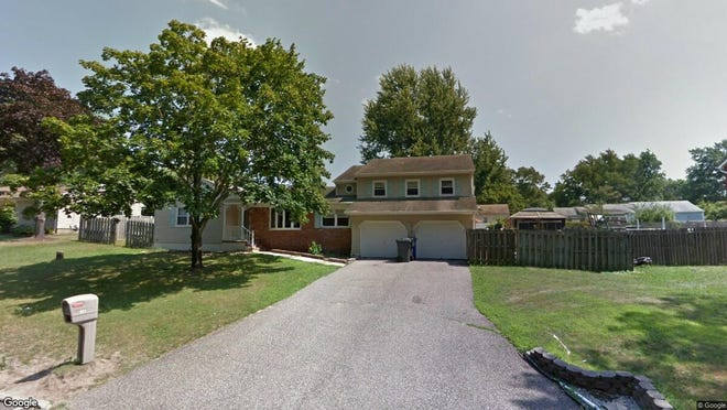 This Google Street View image shows the approximate location of 853 Somerset Drive in Toms River. The property at this address changed hands in December 2019, when new owner bought the property for $357,000.