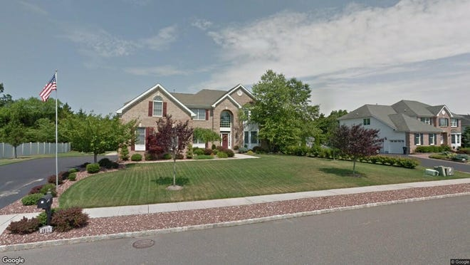 This Google Street View image shows the approximate location of 1617 Jacks Way in Toms River. The property at this address changed hands in December 2019, when new owner bought the property for $659,000.