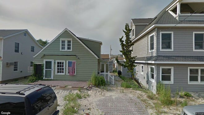 This Google Street View image shows the approximate location of 53 Fort Ave. in Toms River. The property at this address changed hands in December 2019, when new owner bought the property for $345,000.
