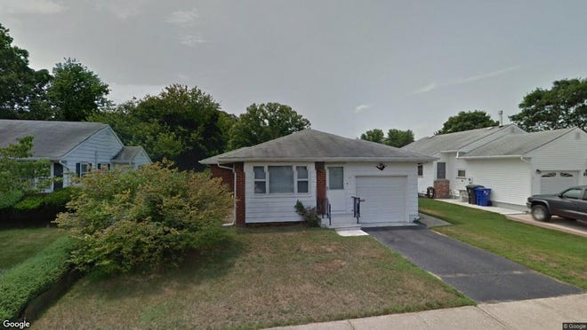 This Google Street View image shows the approximate location of 62 Fox Glove Run in Toms River. The property at this address changed hands in December 2019, when new owners bought the property for $84,500.