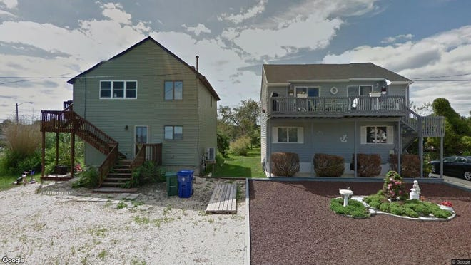 This Google Street View image shows the approximate location of 244 Garfield Ave. in Toms River. The property at this address changed hands in January 2020, when new owners bought the property for $325,000.