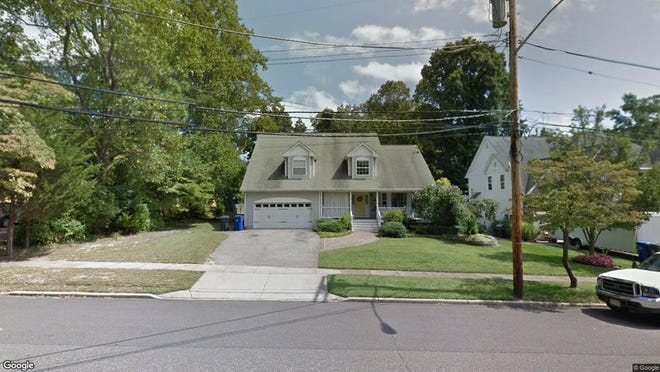 This Google Street View image shows the approximate location of 9 Lexington Ave. in Toms River. The property at this address changed hands in December 2019, when new owners bought the property for $440,000.
