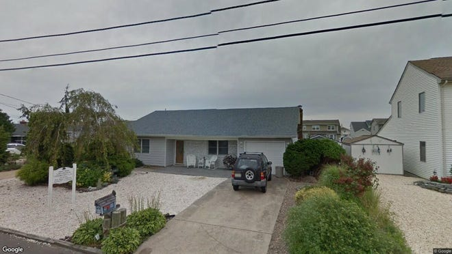 This Google Street View image shows the approximate location of 826 Wave Drive in Lacey. The property at this address changed hands in November 2019, when new owners bought the property for $379,000.