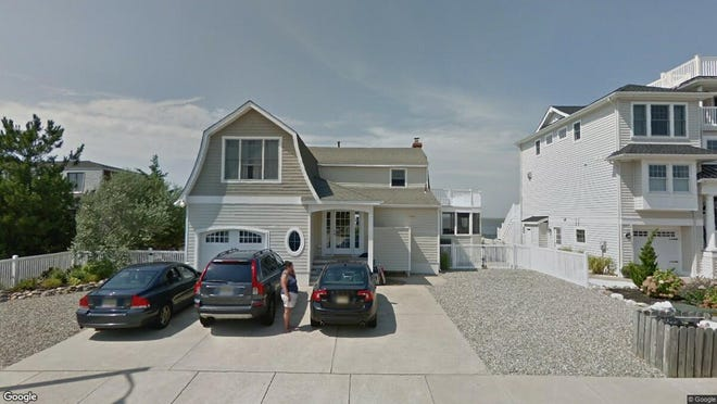 This Google Street View image shows the approximate location of 12212 N. Old Whaling Lane in Long Beach Township. The property at this address changed hands in December 2019, when new owners bought the property for $1,871,000.