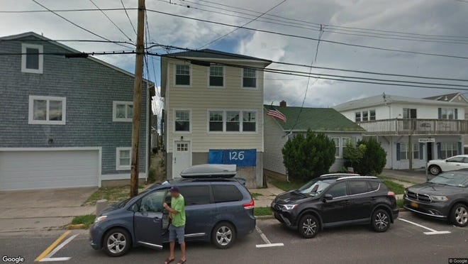 This Google Street View image shows the approximate location of 126 Ocean Ave. in Point Pleasant Beach. The property at this address changed hands in December 2019, when new owner bought the property for $646,000.