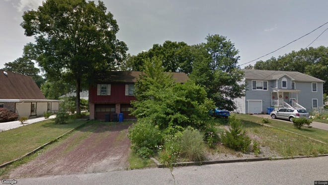 This Google Street View image shows the approximate location of 254 Mermaid Drive in Stafford. The property at this address changed hands in December 2019, when new owner bought the property for $269,000.