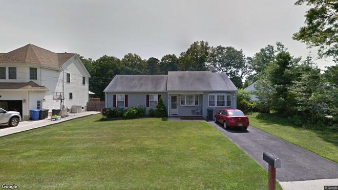 This Google Street View image shows the approximate location of 213 Salty Ave. in Stafford. The property at this address changed hands in December 2019, when new owner bought the property for $229,000.