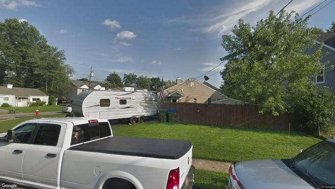 This Google Street View image shows the approximate location of 34 Windsor Road in Edison. The property at this address changed hands in December 2019, when new owner bought the property for $290,000.