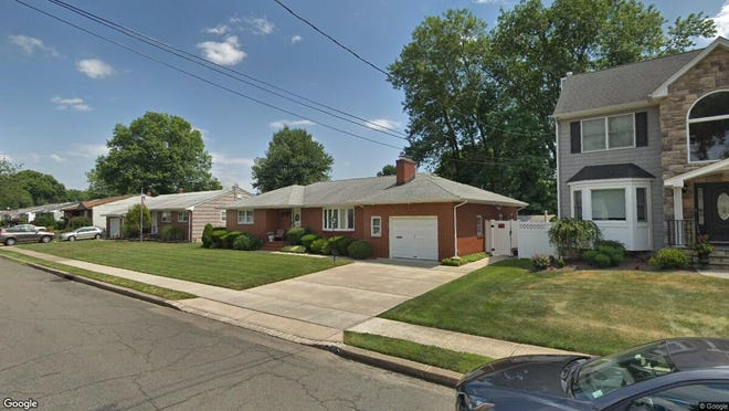 This Google Street View image shows the approximate location of 43 Jeffery Road in Woodbridge. The property at this address changed hands in December 2019, when new owner bought the property for $360,000.