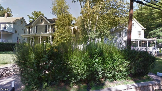 This Google Street View image shows the approximate location of 143 Claremont Road in Bernardsville. The property at this address changed hands in November 2019, when new owner bought the property for $525,000.