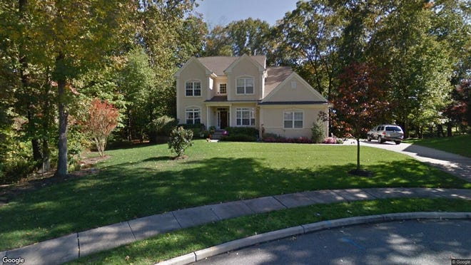 This Google Street View image shows the approximate location of 9 Sylvan Court in Delran. The property at this address changed hands in December 2019, when new owners bought the property for $420,000.