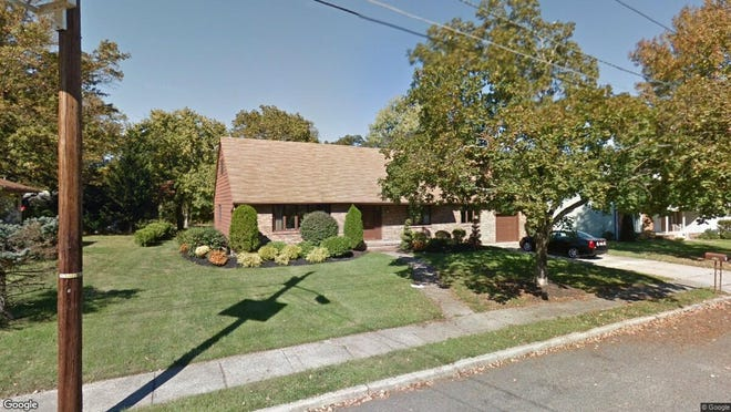This Google Street View image shows the approximate location of 179 Rockland Ave. in Moorestown. The property at this address changed hands in December 2019, when new owners bought the property for $390,000.