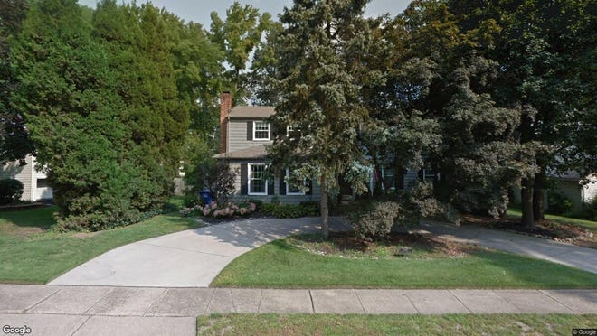This Google Street View image shows the approximate location of 321 St. David Drive in Mount Laurel. The property at this address changed hands in December 2019, when new owners bought the property for $345,000.
