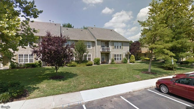 This Google Street View image shows the approximate location of 2007A Sedgefield Drive in Mount Laurel. The property at this address changed hands in December 2019, when new owner bought the property for $165,000.