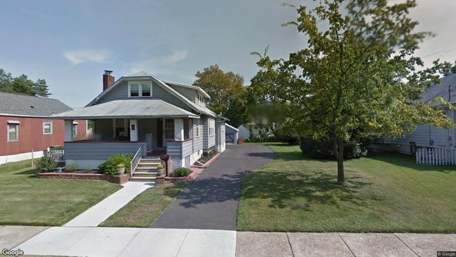 This Google Street View image shows the approximate location of 222 Penn Ave. in Haddon. The property at this address changed hands in November 2019, when new owners bought the property for $292,000.